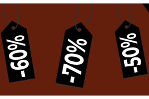 Bis zu 70% Rabatt bei Möbel Style