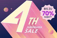 Geekmaxi 4th Anniversary Sale